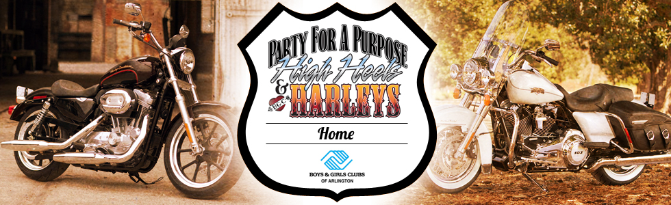 "Boys &amp Girls Clubs Party For A Purpose ""High Heels & Harleys"""