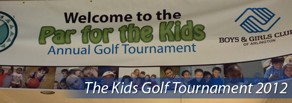 Boys & Girls Clubs Par For The Kids Golf Tournament 2012